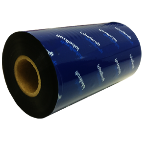 Labelkraft Wax Ribbon 105mm x 300mtrs (118 Core)