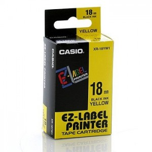 Casio 18mm Tape - XR-18WER1