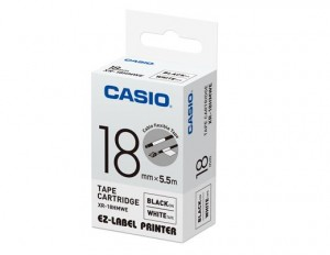 Casio Tape - 18mm  XR18GWE High Strength Adhesive Tape