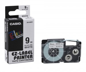 Casio 9mm Tape - XR9WE1