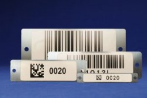 High Temperature Resistant Label 14mm x 6mm