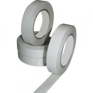 Double Side Tissue Tape 18mm x 25mtrs (8 Rolls/Pack)