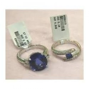 Tag 81mm x 12mm Jewellery Partial Guming