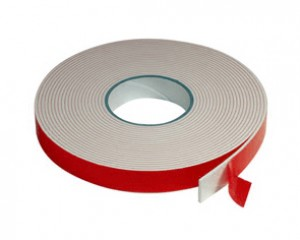 Mirror Mounting Tape 24mm x 8mtrs x 1mm T (1pcs)