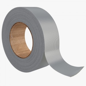 "Duct Tape Silver Gray 3"" x 25mtrs (1Pcs)"