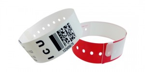 Thermal Wrist Band -  Snap Closure