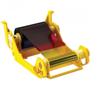 YMCKO  - Color ID Card  Cartridge (Zebra Id Card Ribbon)