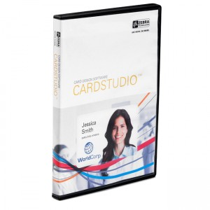 ZEBRA  ID CARDSTUDIO SOFTWARE (ENTERPRISE) - P1031776-001