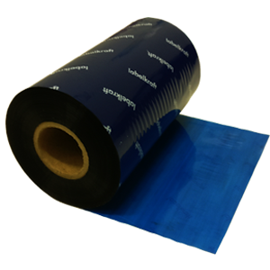 Labelkraft Resin Barcode Ribbon - 105mm x 300mtrs (118 Core)