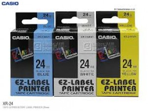 Casio 24MM Tape - XR24JWE Magnetic Tape
