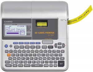 Casio Label Printer KL-7400