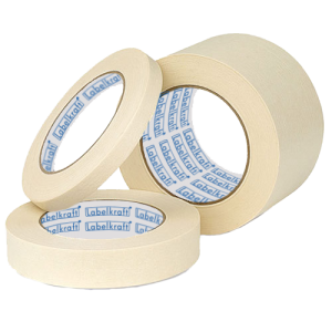 Masking Tape, 18mm x 40mtrs (8 Rolls/Pack)