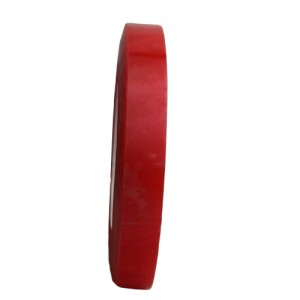 SA Red Polyester Tape 24mm x 25mtrs (1pcs)