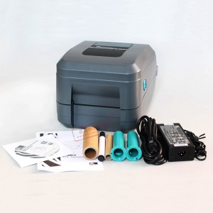 Zebra GT820 Desktop Barcode Printer