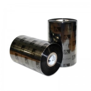 Zebra Wax 2300BK Barcode Ribbon 110mm x 450mtrs